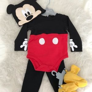 Mickey Mouse Baby/Toddler Halloween Costume